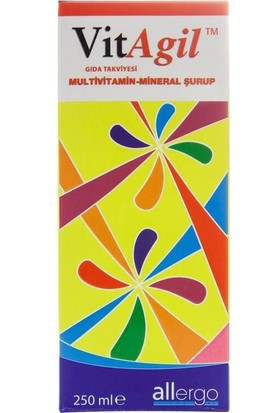 Allergo Vitagil Multivitamin - Mineral 250 ml