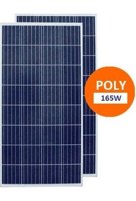 Lexron 165W Polykristal Güneş Paneli