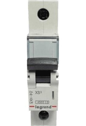Legrand Legrand Xs3 1K B10 4,5Ka Otomat