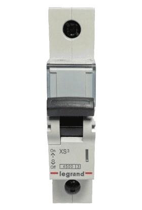 Legrand Legrand Xs3 3K C10 4,5Ka Otomatik Sigorta