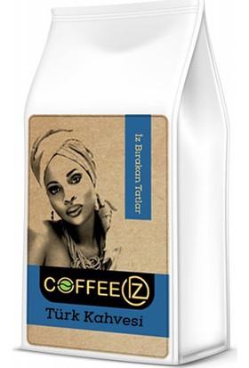 Coffeeız Çekirdek Türk Kahvesi 100 gr