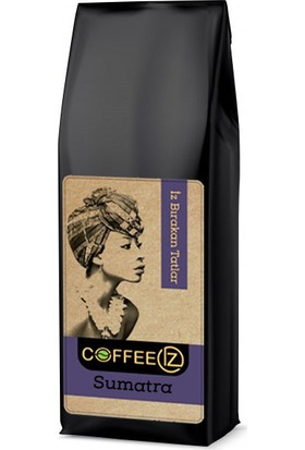 Coffeeız Sumatra Filtre Kahve 100 gr