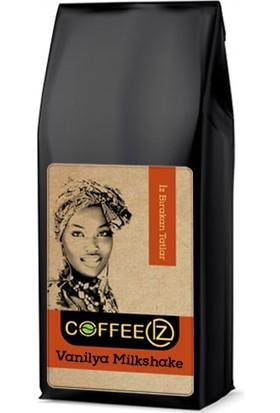 Coffeeız Vanilya Aromalı Mılkshake Içecek Tozu 1000 gr