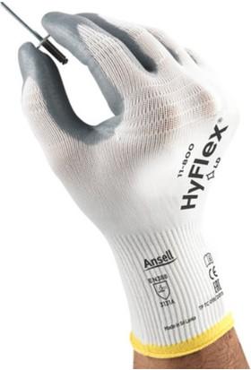 Ansell Ansell Hyflex 11-800 Nitril Eldiven