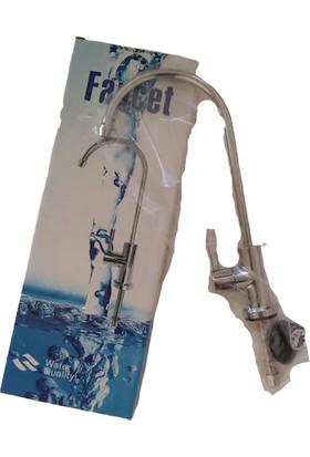 Lukse Faucet Su Arıtma Cihazı Krom Lüx Musluk Faucet