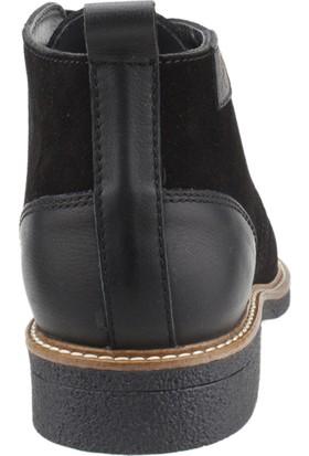 Pierre Cardin 5708 Krep Kauçuk Taban %100 Deri Erkek Bot Ayakkabı