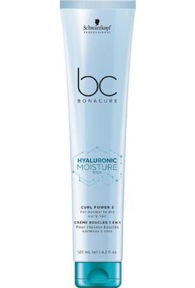 Bonacure Hyaluronic Nem Yükleme Curl Power 5 Bukle Belirginleştirici Krem 125 ml