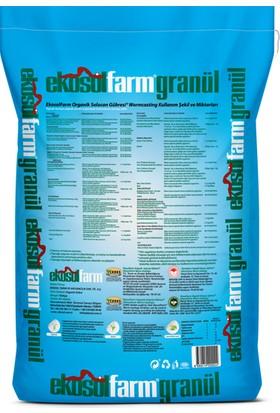 Ekosolfarm %100 Organik Solucan Gübresi® 10 Kg.
