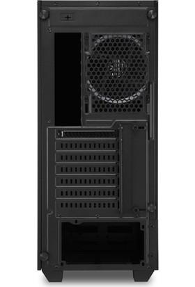 Sharkoon RGB-LIT-100 ATX Midi Tower Kasa