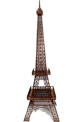 Artaş Dekoratif 3D Ahşap Eyfel Kulesi Maketi