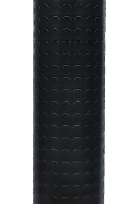 Kos Pvc Kalın Paralı Zemin Kaplama Otomobil Yer Döşemesi Muşamba Siyah 200 cm x 17 m