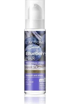 Lactone Blueberry Saç Serumu 50 ml