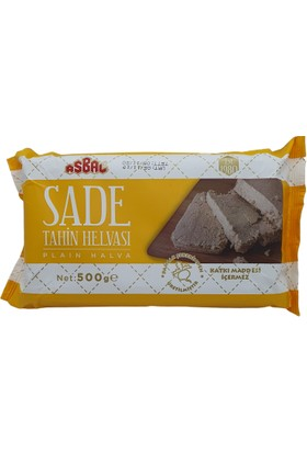 Asbal Sade Helva 500 gr