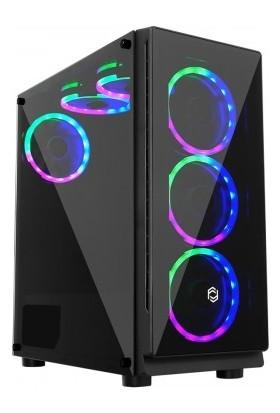 Asper A3600 AMD Ryzen 5 3600 16GB 480GB SSD RX580 Freedos Masaüstü Bilgisayar