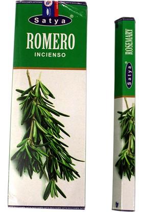 Original Buotique Romero Rosemary Biberiye Kokulu 6 Kutu 120 Adet Tütsü
