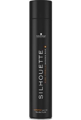 Schwarzkopf Silhouette Süper Tutucu Saç Spreyi 750 Ml