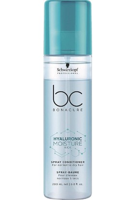 Bonacure Hyaluronic Nem Yükleme Sprey Krem 200 ml