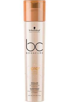 Schwarzkopf Bonacure Q10+ Time Restore Saç Bakım Şampuanı 250 ml