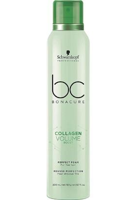 Bonacure Collagen Doğal Hacim Mükemmelleştirici Köpük 200 ml