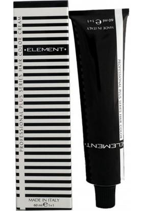 Element Saç Boyası 60 ml No: 4.7 Büyülü Kahve