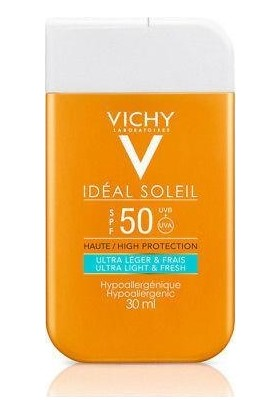 Vichy Ideal Spf 50 Ultra Light Fresh 30 ml Vchyıodpckt