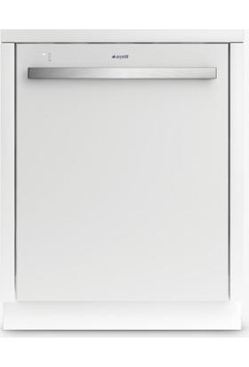 Arçelik 9462 Fcb A+ 6 Programlı Ankastre Bulaşık Makinesi(Beyaz Cam)