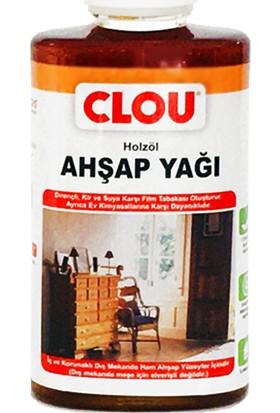 Clou Şeffaf Ahşap Yağı 250 ml