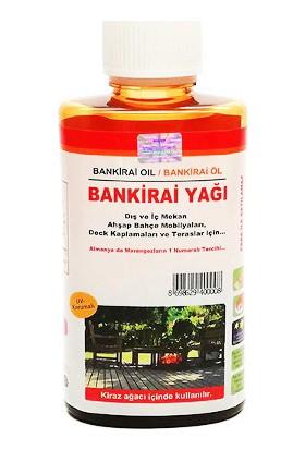 Clou Bangkirai Yağı (Renkli Tik Yağı - Kiraz Rengi) 250 ml