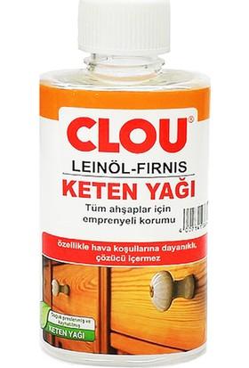 Clou Keten Yağı (Doğal Ahşap Cilası) 250 ml