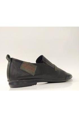 James Franco M812 İnce Taban Deri Günlük Erkek Ayakkabı