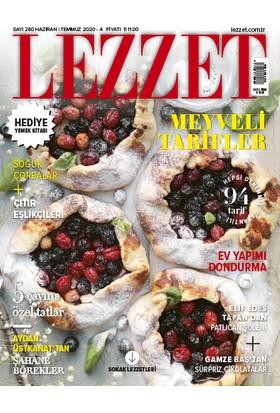 Lezzet Dergisi Dijital Dergi Aboneliği 12 Aylık