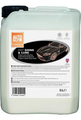 Autoglym Fast Shine & Lube 5 lt (Yüzey Temizleyici ve Parlatıcı 5 lt)