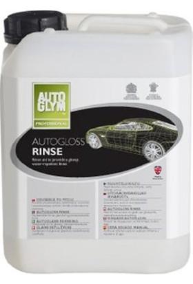 Autoglym Auto Gloss Rınse (Parlaklık Veren Hidrofobik Durulayıcı 5 lt)