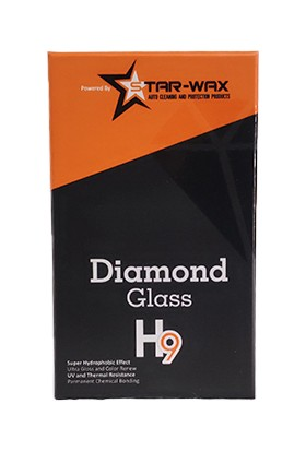 Star Wax H9 Diamond Glass Cam Seramik Kaplama 30 ml