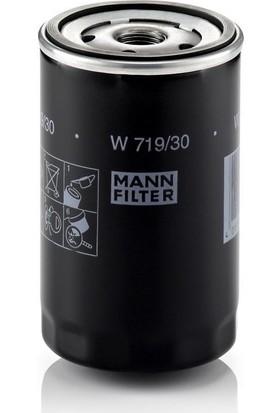 Mann W 719/30 Mann Audi 100 Benzinli 1990 - 1994 Yağ Filtresi