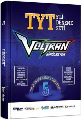 Voltran Tyt Voltran 5 Deneme Seti