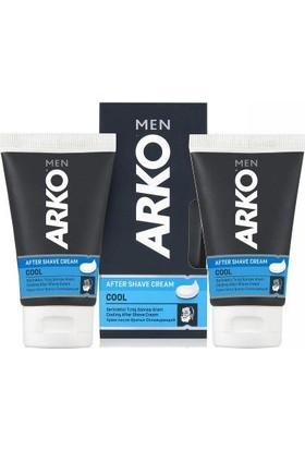 Arko Men Tıraş Sonrası Krem Cool 50 ml 2 Adet