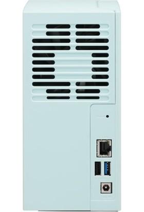 Qnap Turbonas TS-230 32TB 2 Bay 1xglan Depolama Ünitesi