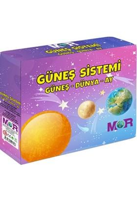 Mor 91728 Güneş Sistemi