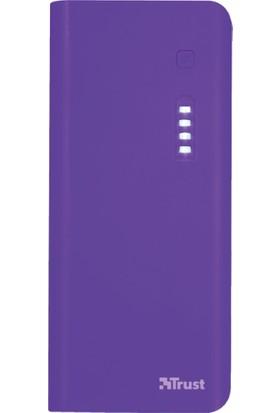 Trust Primo 10000 mAh Taşınabilir Şarj Cihazı - Mor