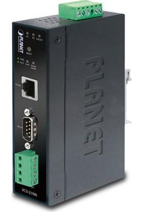 Planet PL-ICS-2100 End. RS-232/RS-422/RS-485 Over Ethernet Dönüştürücü