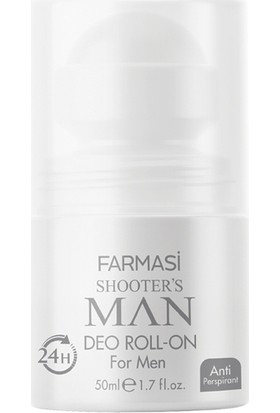 Farmasi Shooters Man Deo Roll-On