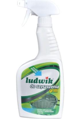 Ludwik Fırın Ocak Mangal Için Sprey Temizleyici 500 ml