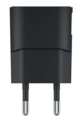 General Mobile 1A Şarj Adaptörü - Siyah