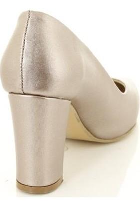 Marine Shoes 1311 Bakır - Kadın - Günlük Ayakkabı
