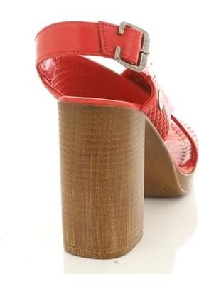 Mammamia 1580 Kırmızı - Kadın - Günlük Ayakkabı