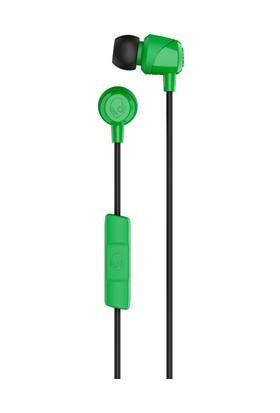 Skullcandy Jib In Ear Mikrofonlu Kulak Içi Kablolu Kulaklık S2DUY-L102 Yeşil-Siyah