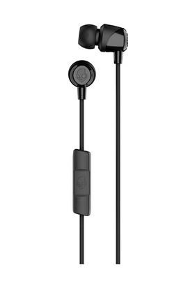 Skullcandy Jib In Ear Mikrofonlu Kulak Içi Kablolu Kulaklık S2DUYK-343 Siyah (Resmi Distribütör Garantili)