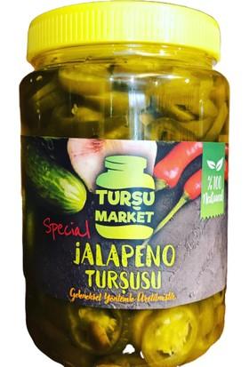 Turşu Market Hakiki Çubuk Turşusu 1 lt Jalapeno