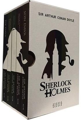 Sherlock Holmes Seti (5 Kitap) - Sherlock Holmes